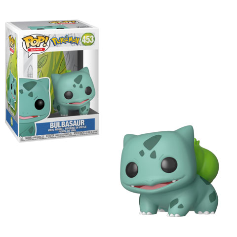#453 - Pokemon - Bulbasaur | Popito.fr