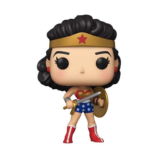 #383 - Wonder Woman 80th anniversary - Wonder Woman (Golden Age) | Popito.fr