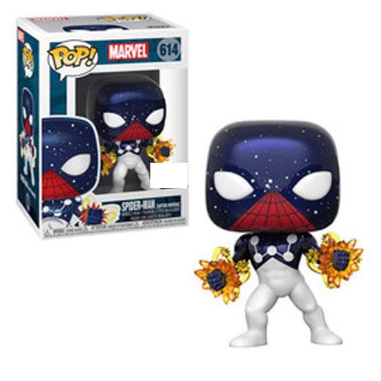 #614 - Spider-Man (Captain Universe) | Popito.fr