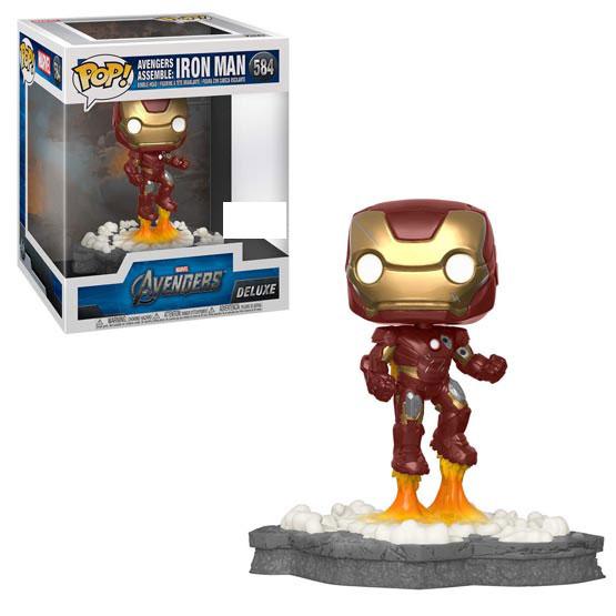 #584 - Avengers Assemble: Iron Man | Popito.fr