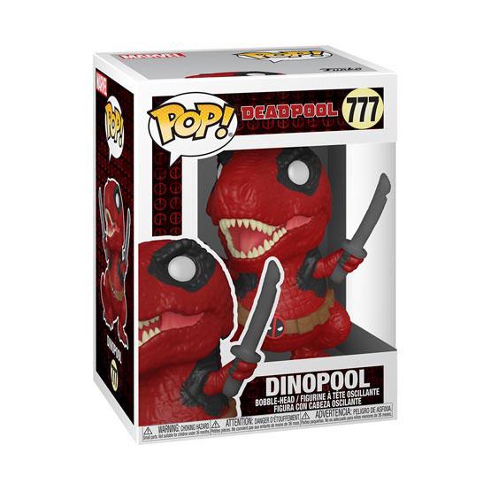 #777 - Deadpool - Dinopool | Popito.fr