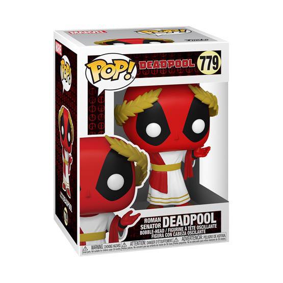 #779 - Deadpool - Roman Senator Deadpool | Popito.fr