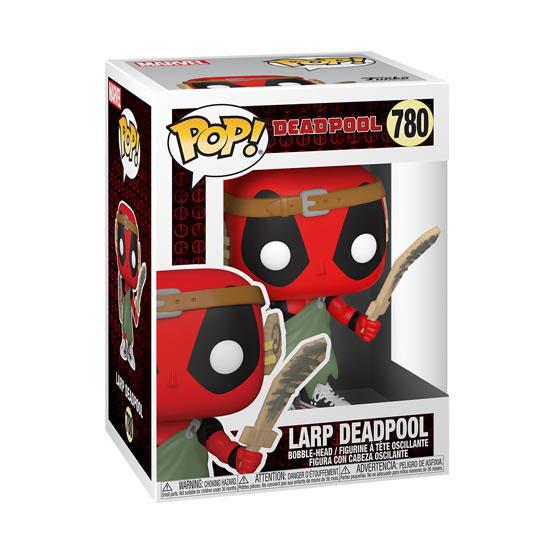 #780 - Deadpool - LARP Deadpool | Popito.fr