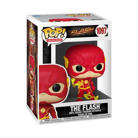 #1097 - The Flash - The Flash | Popito.fr