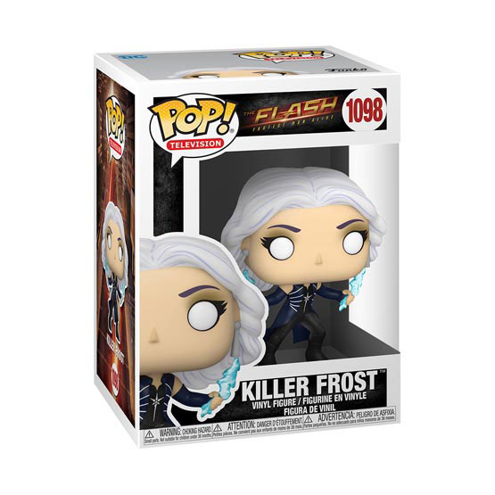 #1098 - The Flash - Killer Frost | Popito.fr