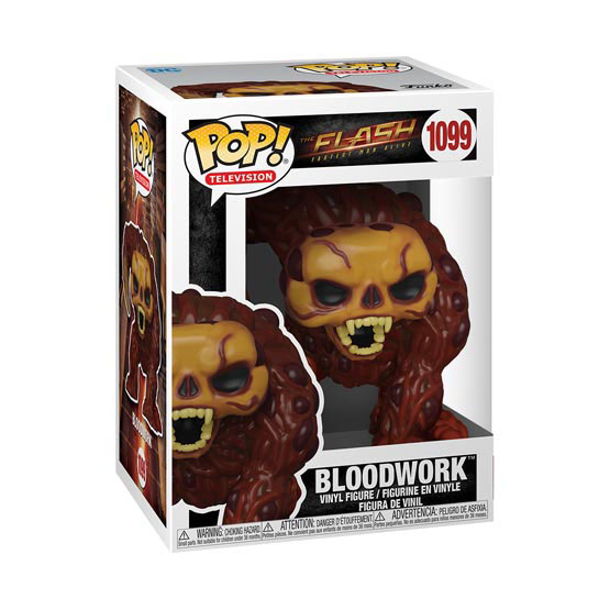 #1099 - The Flash - Bloodwork | Popito.fr