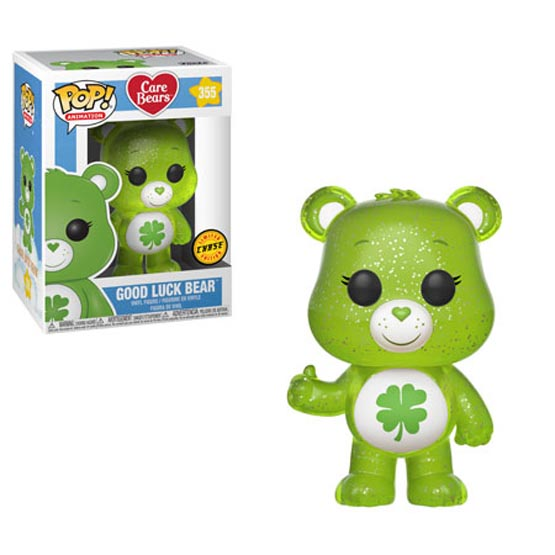 #355 - Care Bears - Good Luck Bear (Chase 1/6) | Popito.fr