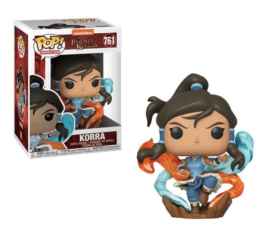 #761 - The Legend of Korra - Korra | Popito.fr