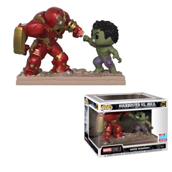 #394 - Hulkbuster vs. Hulk | Popito.fr