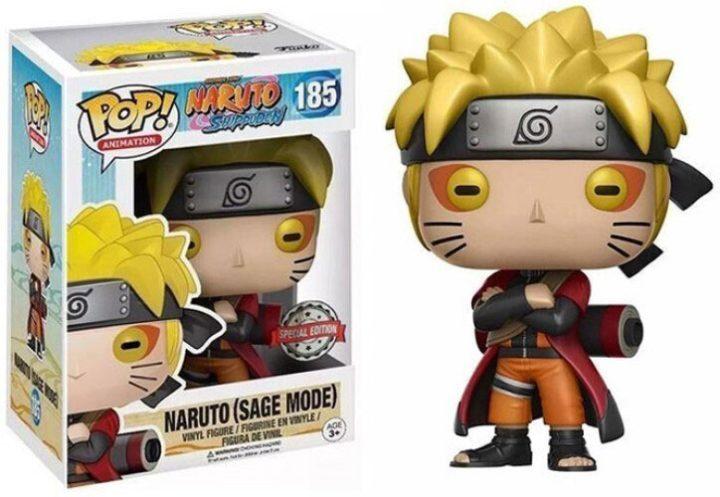 #185 - Naruto Shippuden - Naruto (Sage Mode) | Popito.fr