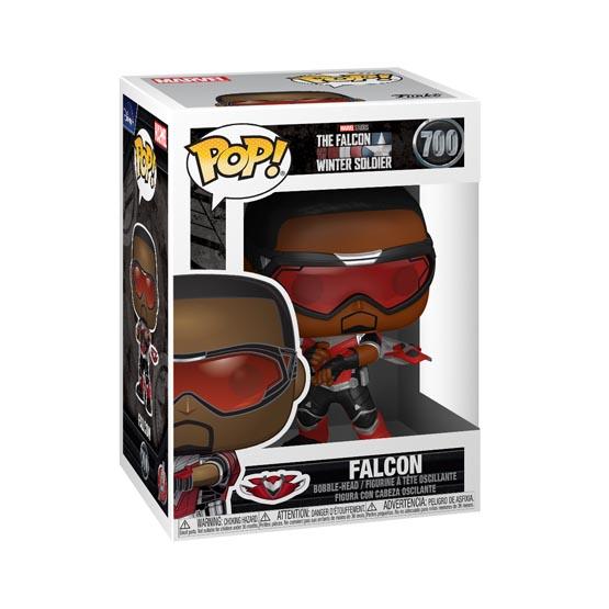 #700 - The Falcon and the Winter Soldier - Falcon | Popito.fr