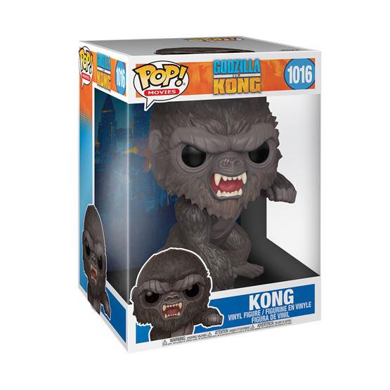 #1016 - Godzilla vs Kong - Kong (giant) | Popito.fr