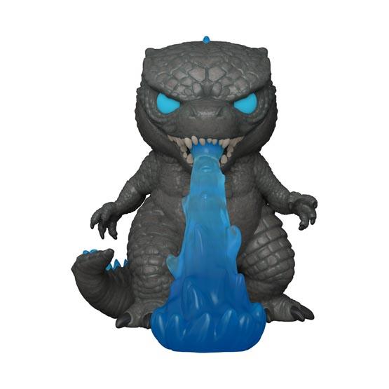 #1018 - Godzilla vs Kong - Heat ray Godzilla | Popito.fr