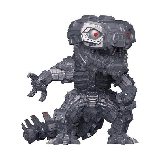 #1019 - Godzilla vs Kong - Mechagodzilla | Popito.fr