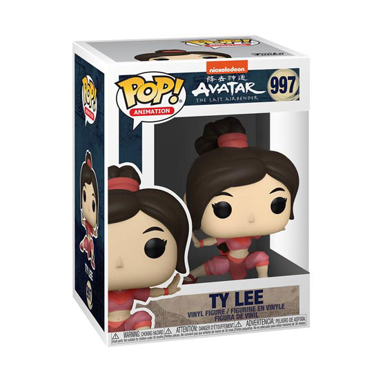 #997 - Avatar: The Last Airbender - Ty Lee | Popito.fr