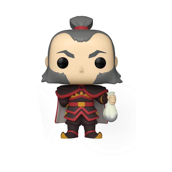 #998 - Avatar: The Last Airbender - Admiral Zhao | Popito.fr