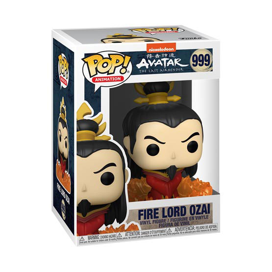 #999 - Avatar: The Last Airbender - Fire Lord Ozai | Popito.fr