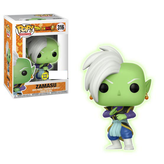 #316 - Dragon Ball Super - Zamasu (glow in the dark) | Popito.fr