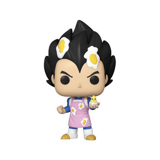 #849 - Dragon Ball Super - Vegeta cooking with apron | Popito.fr