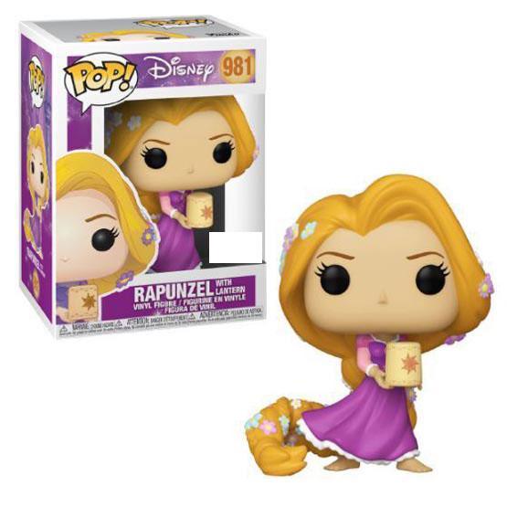 #981 - Rapunzel with lantern | Popito.fr