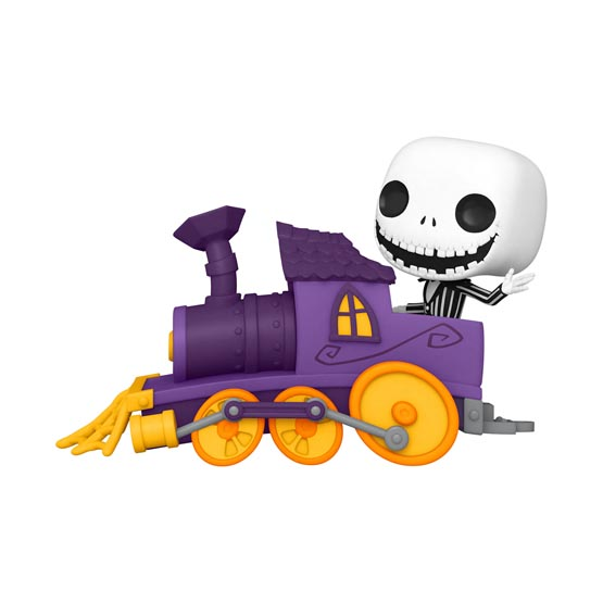 #XXX - The Nightmare Before Christmas - Jack in train engine | Popito.fr