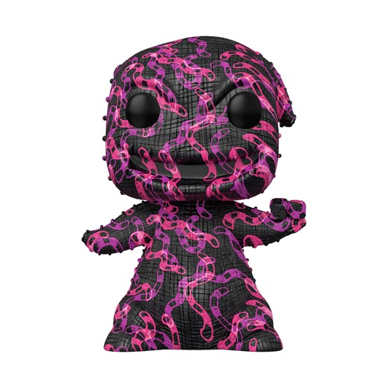 #XXX - The Nightmare Before Christmas - Oogie Boogie (Artist's Series) | Popito.fr