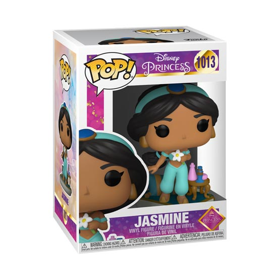 #1013 - Ultimate Princess - Jasmine | Popito.fr