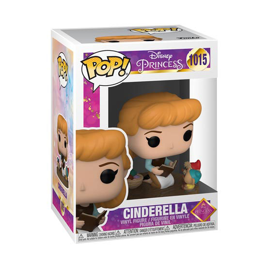 #1015 - Ultimate Princess - Cinderella | Popito.fr