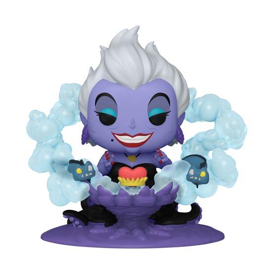 #XXX - Villains - Ursula on throne | Popito.fr