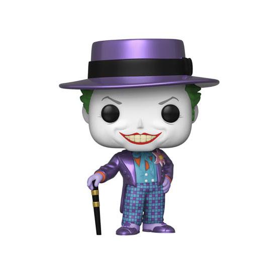 #337 - Joker with hat (metallic) | Popito.fr