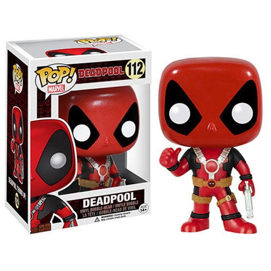 #112 - Deadpool - Deadpool (thumb up) | Popito.fr