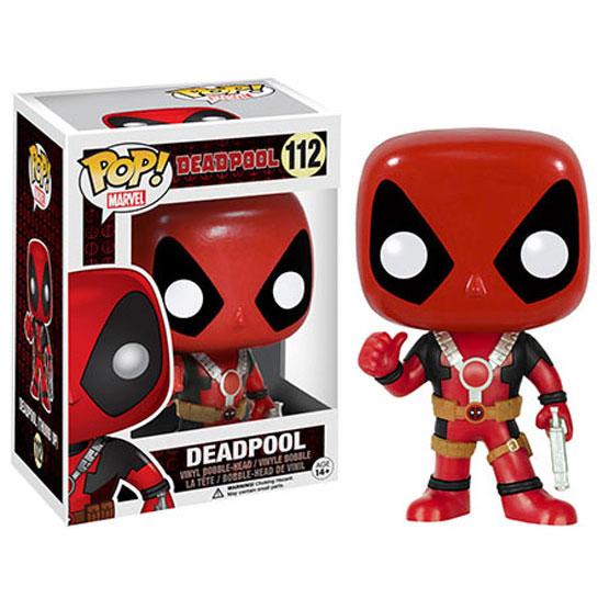 #112 - Deadpool - Deadpool (thumb up) | Popito.fr