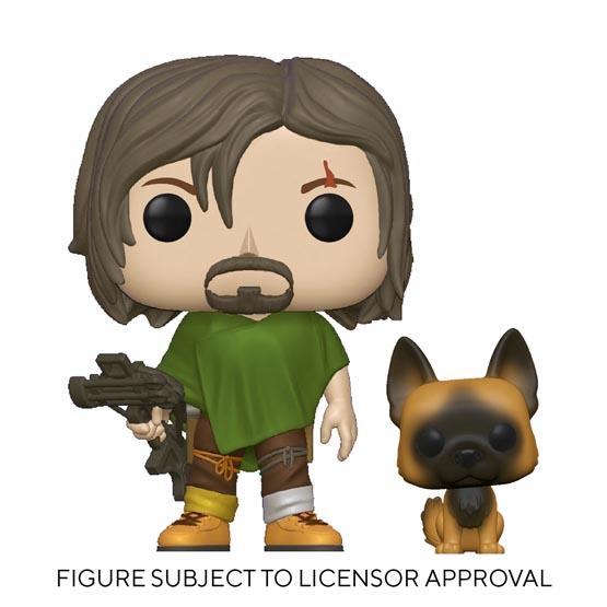 #XXX - Daryl with dog | Popito.fr