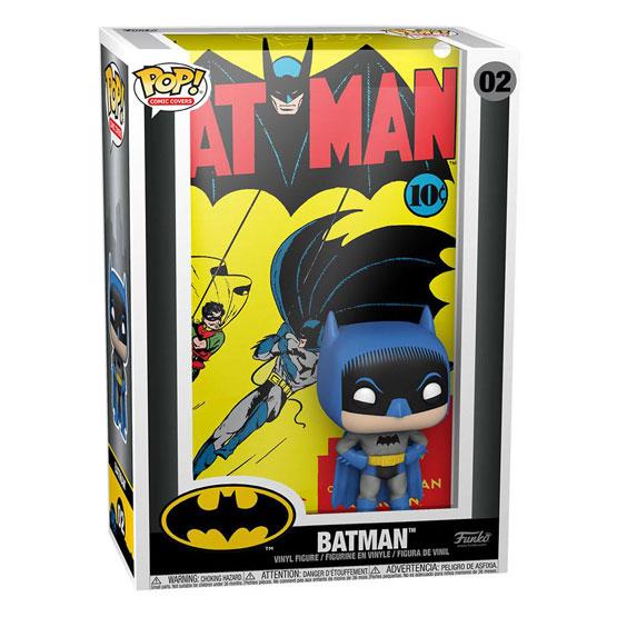 #002 - Batman - Batman (Comics) | Popito.fr