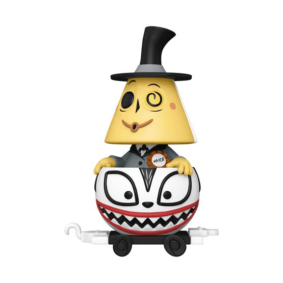 #XXX - The Nightmare Before Christmas - Mayor in ghost cart   Popito.fr