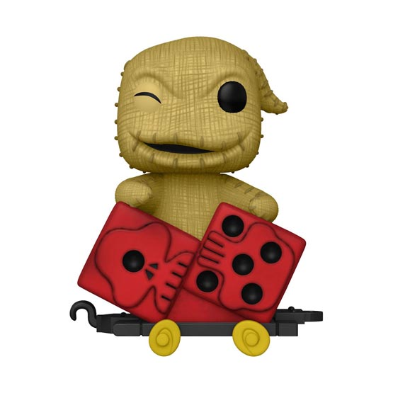 #XXX - The Nightmare Before Christmas - Oogie Boogie in dice cart | Popito.fr