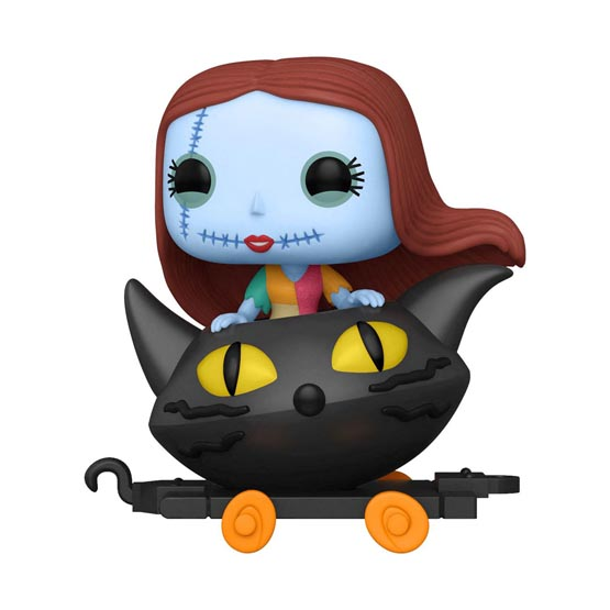 #XXX - The Nightmare Before Christmas - Sally in cat cart | Popito.fr