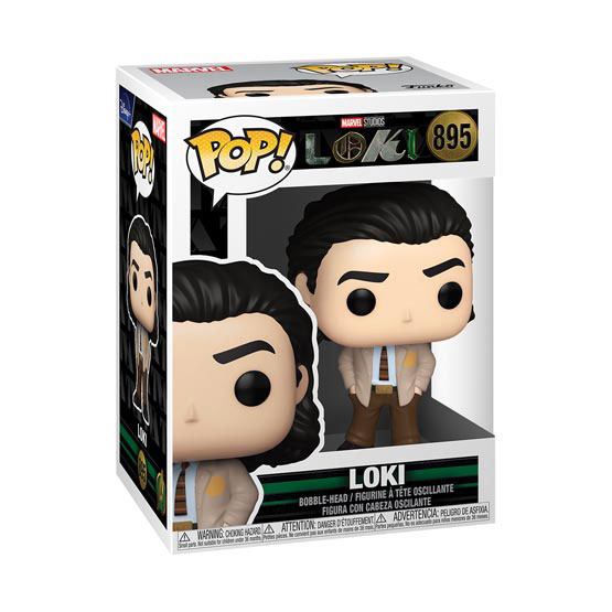 #895 - Loki - Loki | Popito.fr