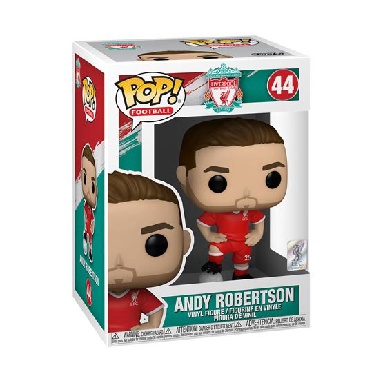 #044 - EPL - Liverpool - Andy Robertson | Popito.fr