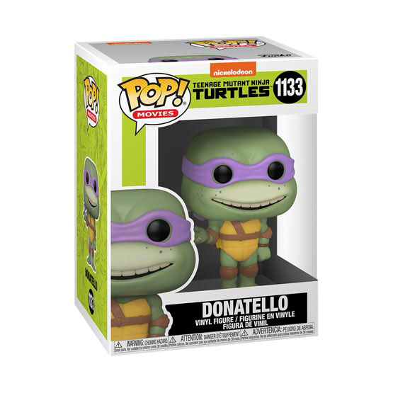 #1133 - Teenage Mutant Ninja Turtles - Donatello | Popito.fr