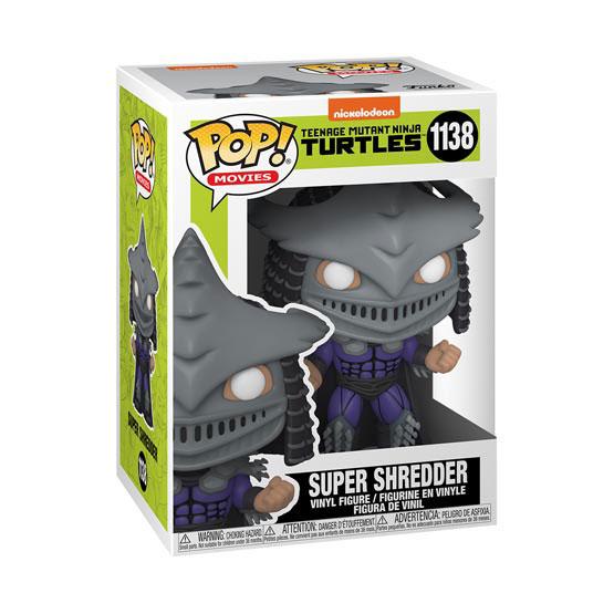 #1138 - Teenage Mutant Ninja Turtles - Super Shredder | Popito.fr