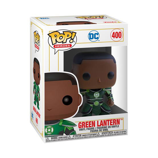 #400 - Imperial Palace - Green Lantern | Popito.fr