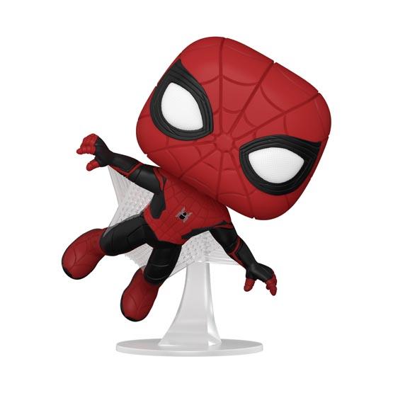 #923 - Spider Man: No Way Home - Spider Man (upgraded suit) | Popito.fr