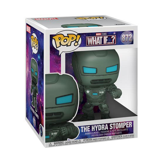 #872 - What If - The Hydra Stomper | Popito.fr