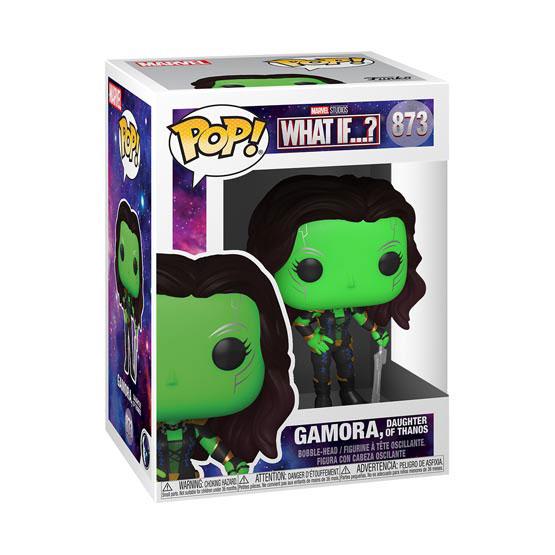 #873 - What If - Gamora, Daughter of Thanos | Popito.fr