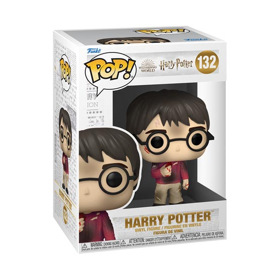 #132 - Harry Potter with Philosopher's Stone | Popito.fr
