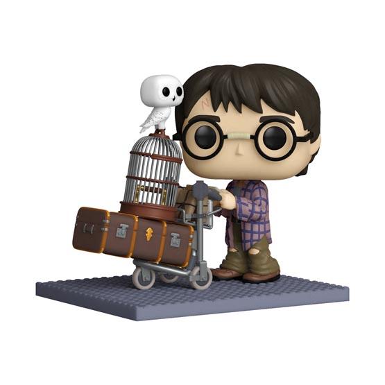 #135 - Harry Potter pushing trolley | Popito.fr