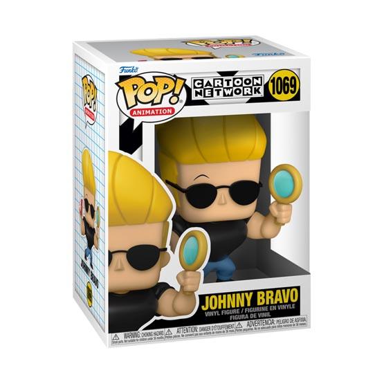 #1069 - Johnny Bravo - Johnny Bravo | Popito.fr