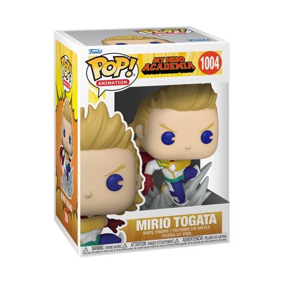#1004 - My Hero Academia - Mirio Togata (in hero costume) | Popito.fr