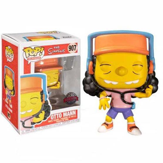 #907 - The Simpsons - Otto Mann | Popito.fr